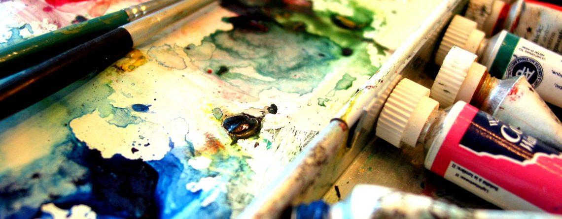 Are you an artist? Then you definitely need a will.